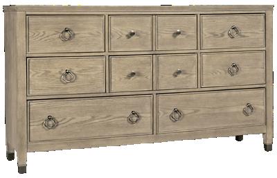 American Drew Vista Fremont 8 Drawer Dresser