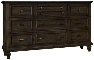 Magnussen Calistoga 9 Drawer Dresser