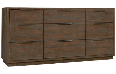 A America Grays Harbor 9 Drawer Dresser
