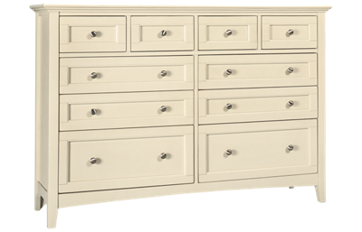A America Northlake 10 Drawer Dresser