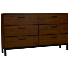Magnolia Home 6 Drawer Framework Dresser
