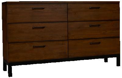 Magnolia Home 6 Drawer Framework Dresser