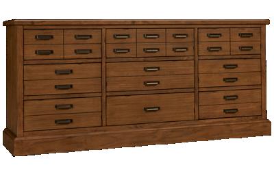 Magnolia Home Primitive Dresser