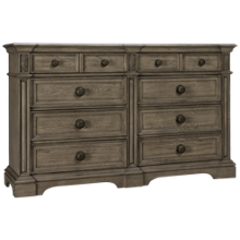 Klaussner Home Furnishings Windmere 8 Drawer Dresser