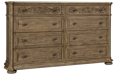 Klaussner Home Furnishings Cardoso 8 Drawer Dresser