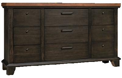 Steve Silver Company Bear Creek 9 Drawer Dresser