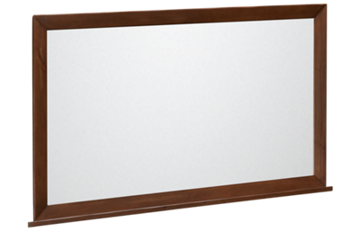 Four Hands Post And Rail Rectangular Mirror