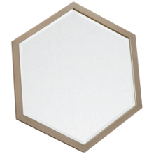 Casana Sarah Richardson Vista Hexagon Mirror