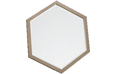 Casana Sarah Richardson Vista Hexagon Mirror