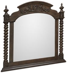 Klaussner Home Furnishings Versailles Mirror
