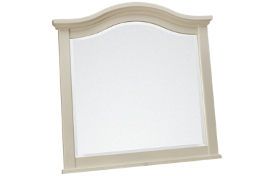 Vaughan-Bassett Casual Retreat Landscape Mirror