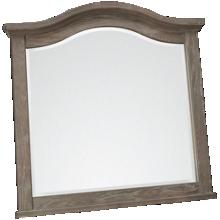 Vaughan-Bassett Casual Retreat Landscape Mirror