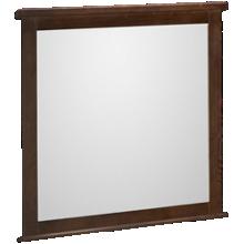 Vaughan-Bassett Artisan Choices Loft Landscape Mirror