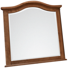 Vaughan-Bassett Scotsman Tall Arch Mirror
