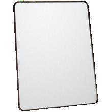 Universal Modern Vertical Accent Mirror