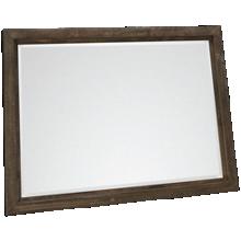 Aspen Radiata Landscape Mirror