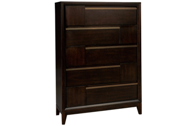 Magnussen Geometry 5 Drawer Chest