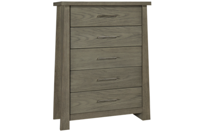 Ligna Furniture Driftwood 5 Drawer Chest