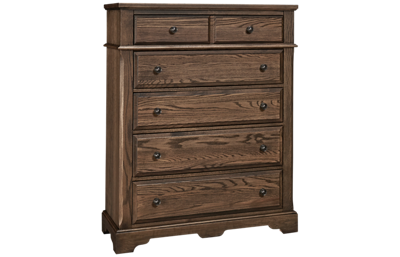 Vaughan-Bassett Heritage 5 Drawer Chest