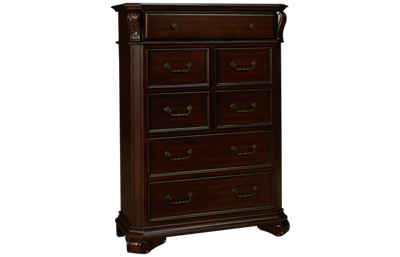 New Classic Home Furnishings Emilie 7 Drawer Chest