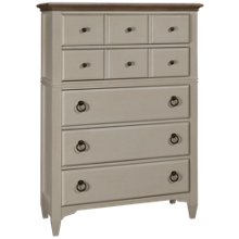 Riverside Myra 5 Drawer Chest