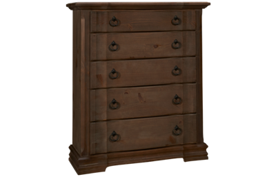 Vaughan-Bassett Rustic Hills 5 Drawer Chest