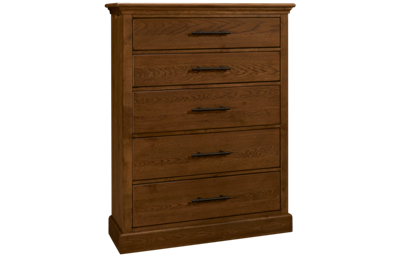 Aspen Manchester 5 Drawer Chest