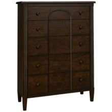 Klaussner Home Furnishings Charleston Lane 5 Drawer Chest