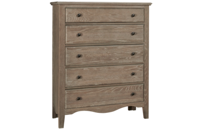 Vaughan-Bassett Casual Retreat 5 Drawer Chest