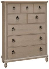 Universal Cottage 5 Drawer Chest