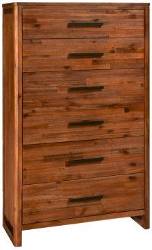 Cresent Fine Furniture Waverly 6 Drawer Chest