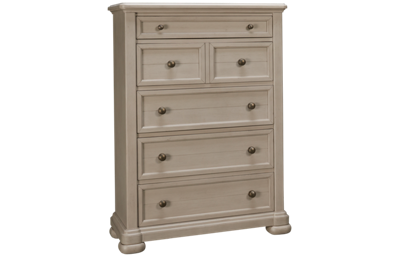 Klaussner Home Furnishings Nashville 5 Drawer Chest