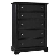Vaughan-Bassett   Cottage 5 Drawer Chest