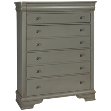 Vaughan-Bassett French Market 5 Drawer Chest