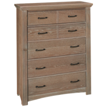 Vaughan-Bassett Transitions 5 Drawer Chest