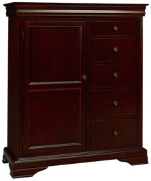 New Classic Home Furniture Versailles Door Chest