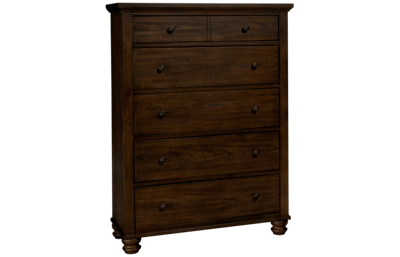 Aspen Hudson Valley 5 Drawer Chest