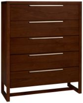 Universal Parker 5 Drawer Chest