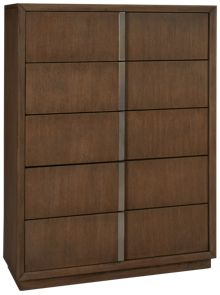 Klaussner Home Furnishings Melbourne 5 Drawer Chest