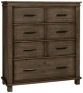 A America Glacier Point 7 Drawer Chest
