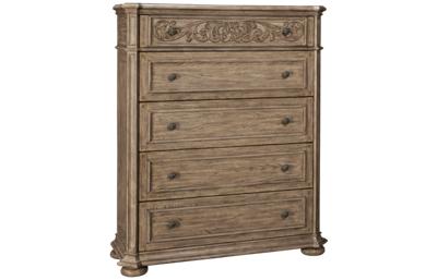 Klaussner Home Furnishings Cardoso 5 Drawer Chest