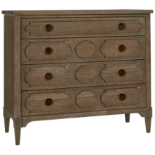 Universal Playlist 4 Drawer Chest