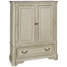 Liberty Furniture Magnolia Manor 2 Door, 1 Drawer Chest
