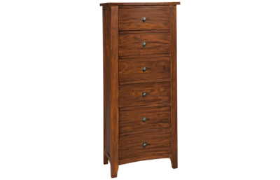 Napa Furniture Willlows Bend 6 Drawer Lingerie Chest