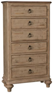 Kincaid Weatherford 6 Drawer Lingerie Chest