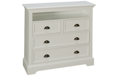 Winners Only Tamarack 4 Drawer Media Chest