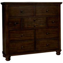 Aspen Hudson Valley 9 Drawer Tall Chest