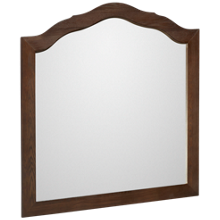 Vaughan-Bassett Artisan Choices Loft Arched Mirror