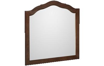 Vaughan-Bassett Artisan Choices Loft Arched Mirror