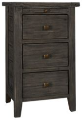 Four Hands Irish Coast 3 Drawer Nightstand
